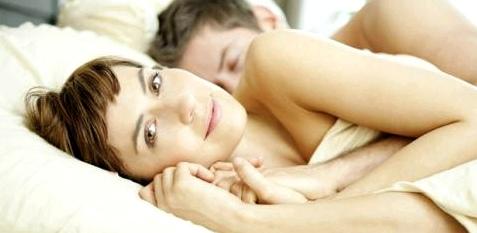 Pille dämpft die Lust der Frau auf Sex