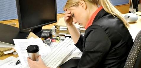 Starker Leistungsabfall bei Chronischem Erschöpfungssyndrom