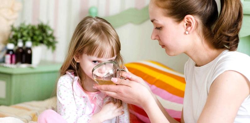 Bronchitis bei Kindern