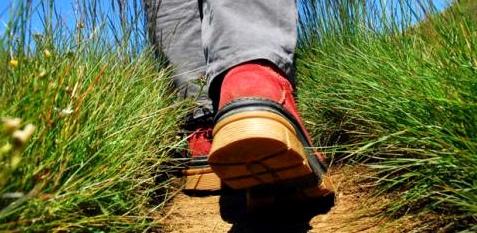 Festes Schuhwerk gegen kalte Füße