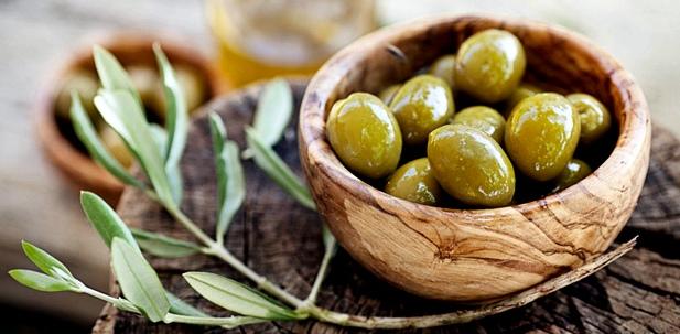 Oliven schmecken erst ab 25