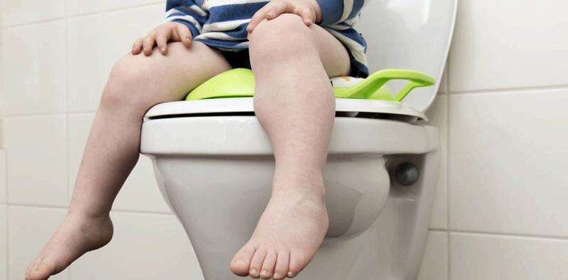 Toilettentraining hilft gegen Stuhlgang zurückhalten