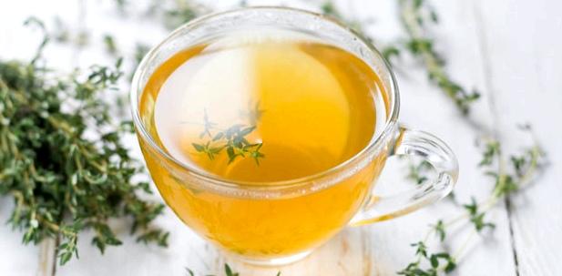 Thymian-Tee zur Bronchitis-Behandlung