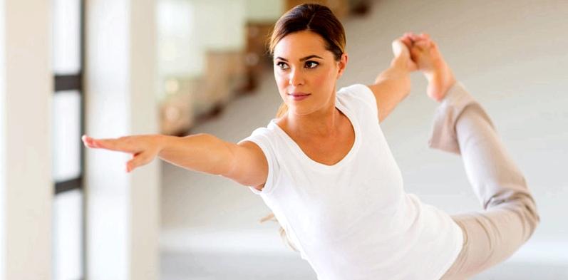 Yoga für die Stressbehandlung