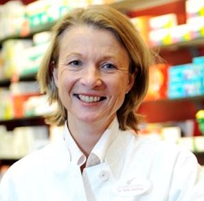 Apothekerin Dr. Hella Dierking, Hamburg