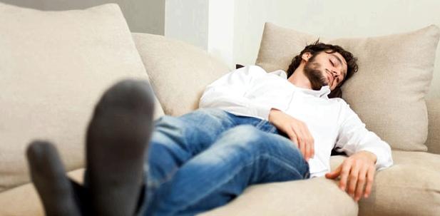 Müdigkeit bei Schilddrüsen-Unterfunktion