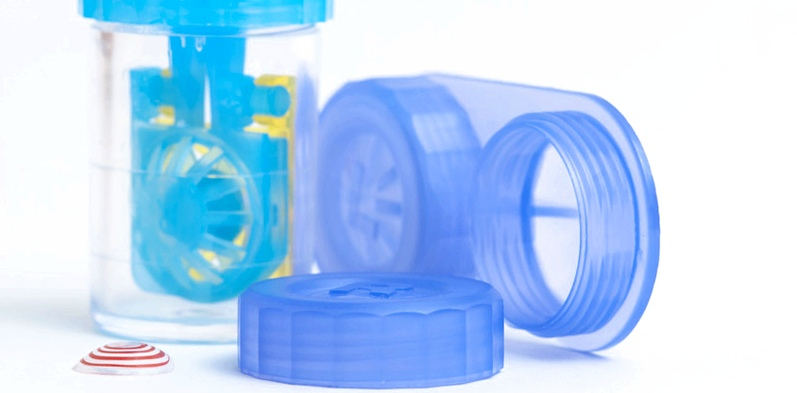 Sehstörungen-Ursachen Kontaktlinsen