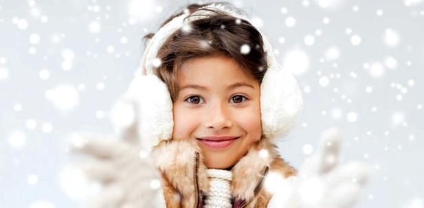 Ohrenschützer beugen Erfrierungen vor