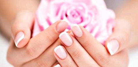 schöne Nägel müssen gut gepflegt werden
